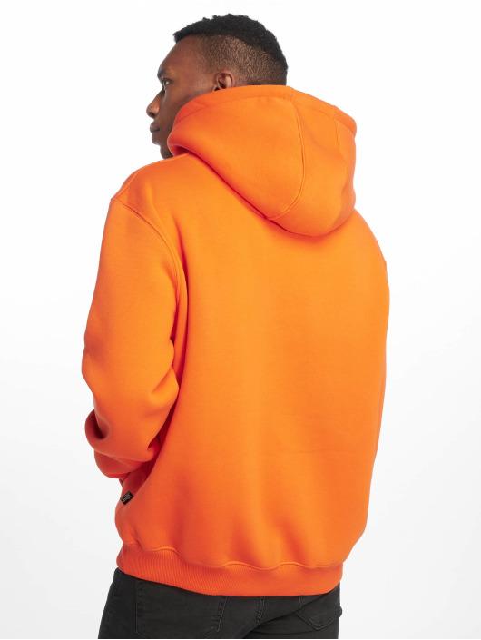 De Ferro Hettegensre Hood Word Orange oransje