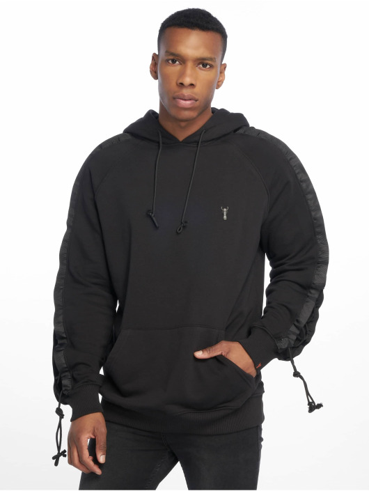 De Ferro Hoodie Bless You Black black