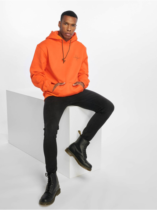 De Ferro Hoodie Orange Fantasy orange
