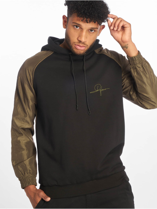 De Ferro Hoodies Double Trouble sort