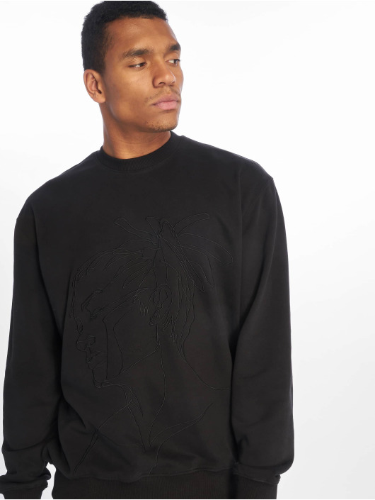 De Ferro Jumper Blow Dread Crew black