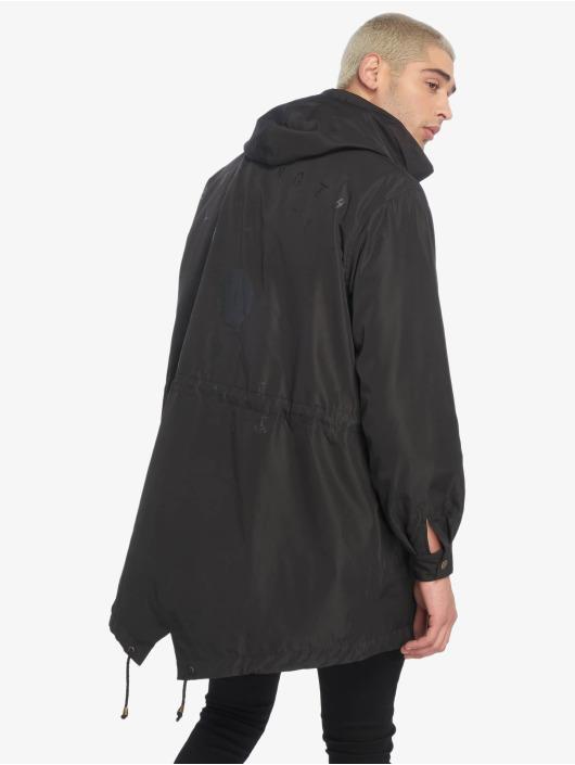 De Ferro Lightweight Jacket Mono black