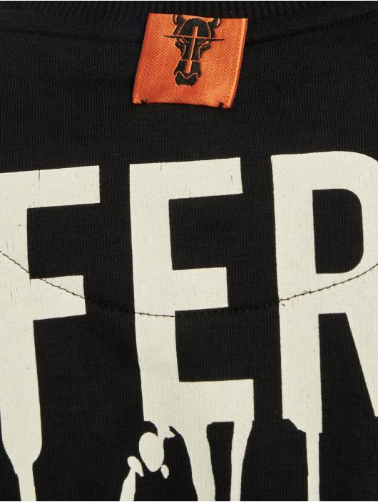 De Ferro Maglia Draft Crew nero