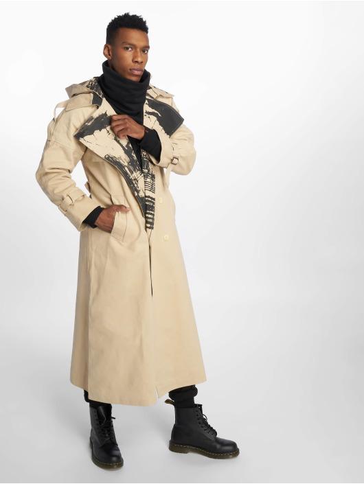 De Ferro Manteau Elegance beige