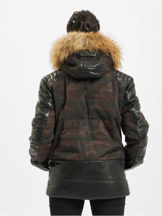 De Ferro Manteau hiver Incognito noir
