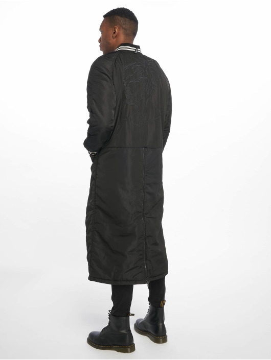 De Ferro Parka Dread Bomb Long black