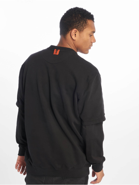 De Ferro Pullover Arm B Tongue black