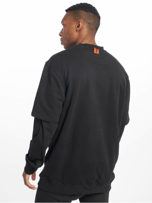 De Ferro Pullover Arm B Line black