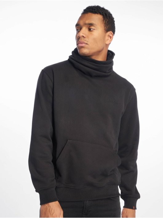 De Ferro Pullover High World Call B schwarz