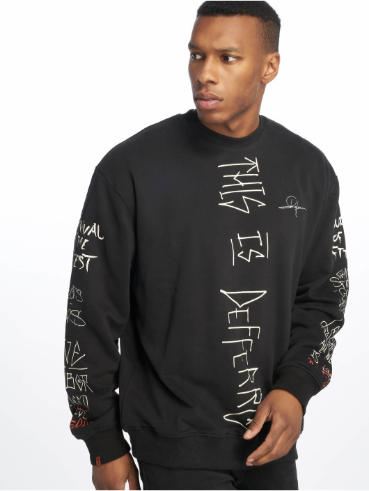 De Ferro Pullover This Is Crew Love schwarz