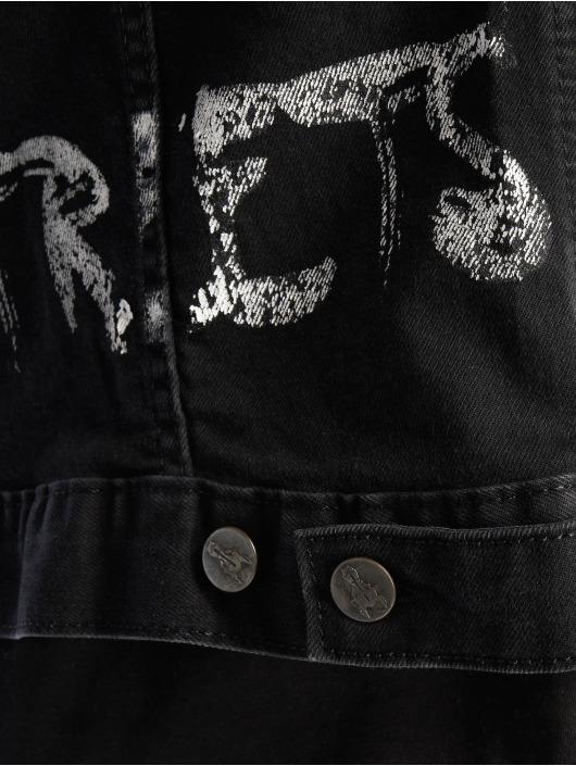 De Ferro Spijkerjasjes Decent zwart