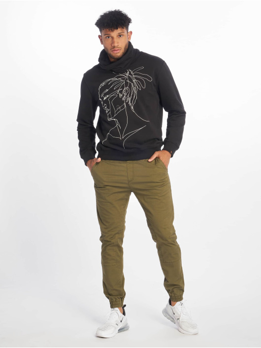 De Ferro Sweat & Pull Throat Dread noir