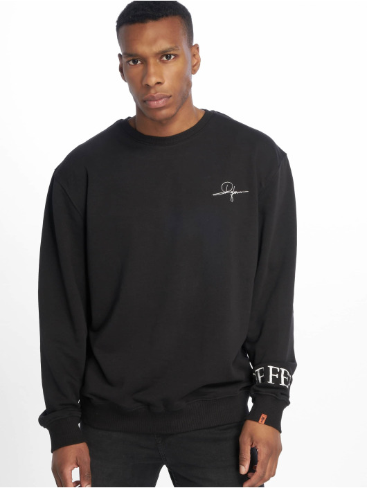 De Ferro Sweat & Pull No Money Crew noir
