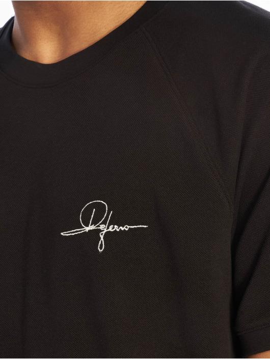 De Ferro T-paidat Signature musta