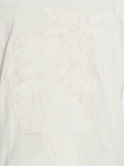 De Ferro T-shirt T Dread bianco