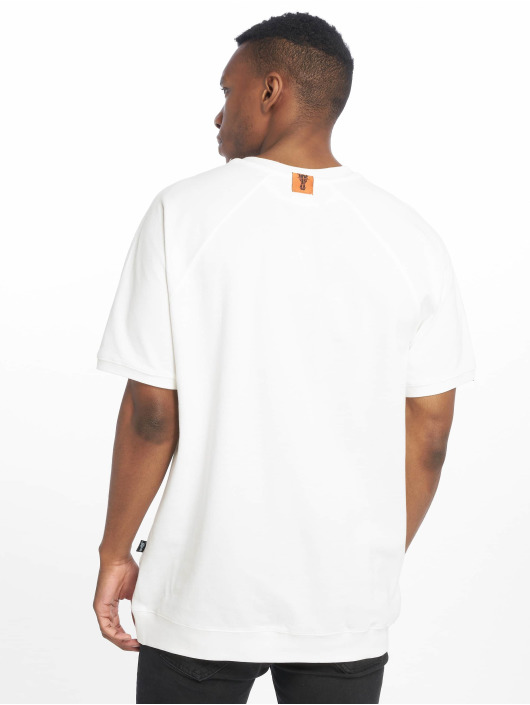De Ferro T-shirt Can't Reach Me bianco