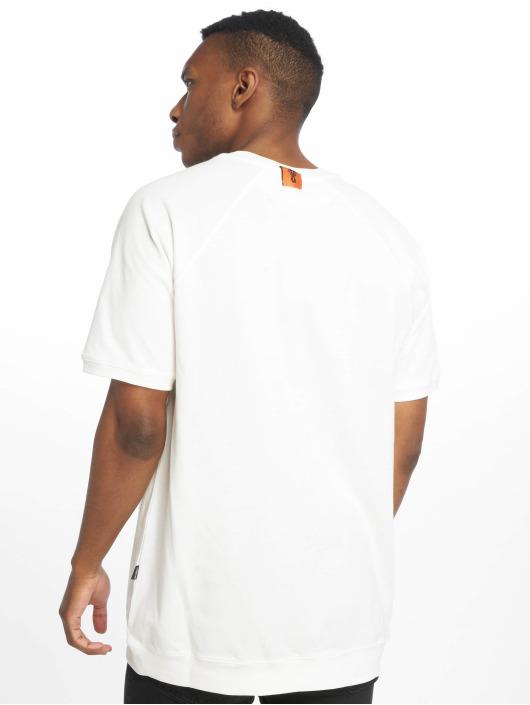 De Ferro T-shirt Signature Big T bianco