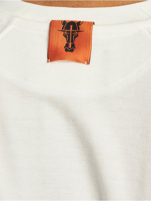 De Ferro T-Shirt T Dread blanc
