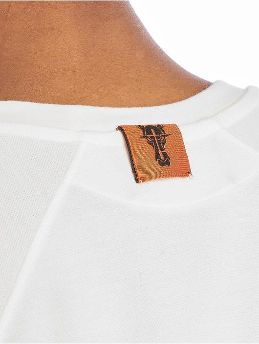 De Ferro T-Shirt No Money blanc
