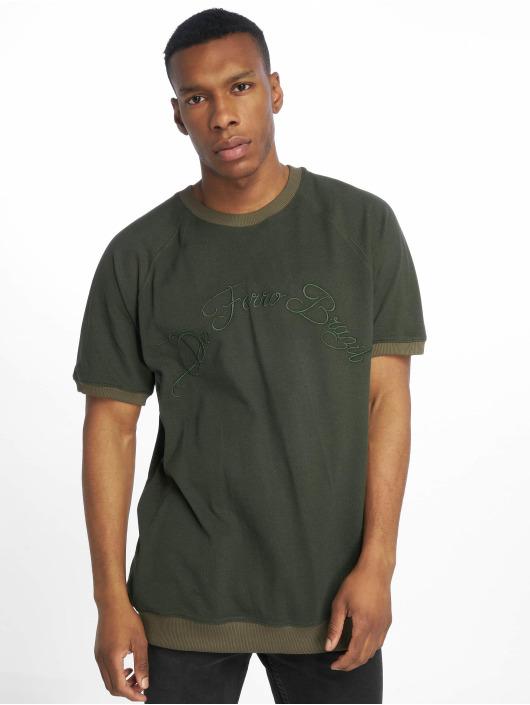De Ferro T-Shirt Rainbow Army T green
