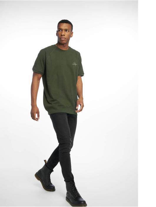 De Ferro T-shirt Signature Small T grön