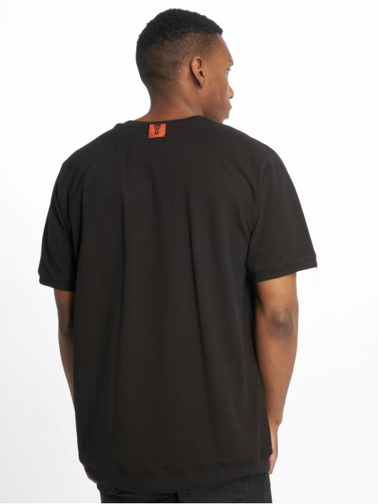 De Ferro T-shirt T Connection nero