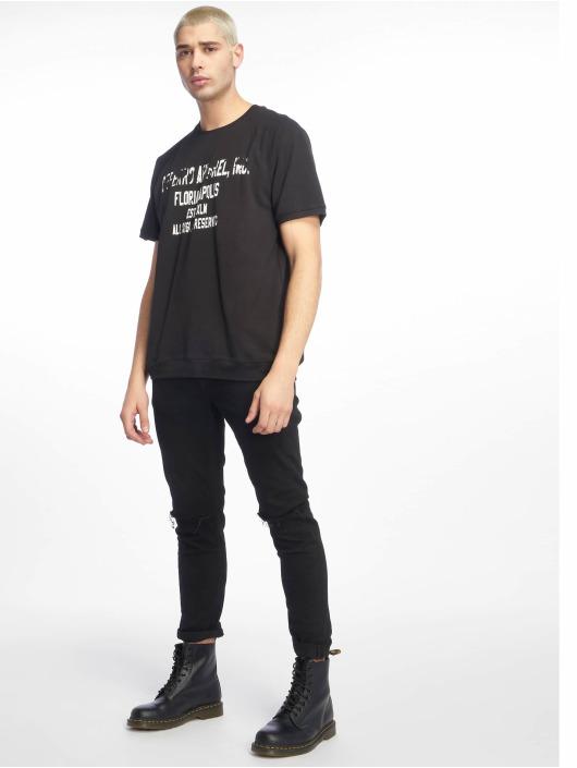 De Ferro T-shirt T Word nero
