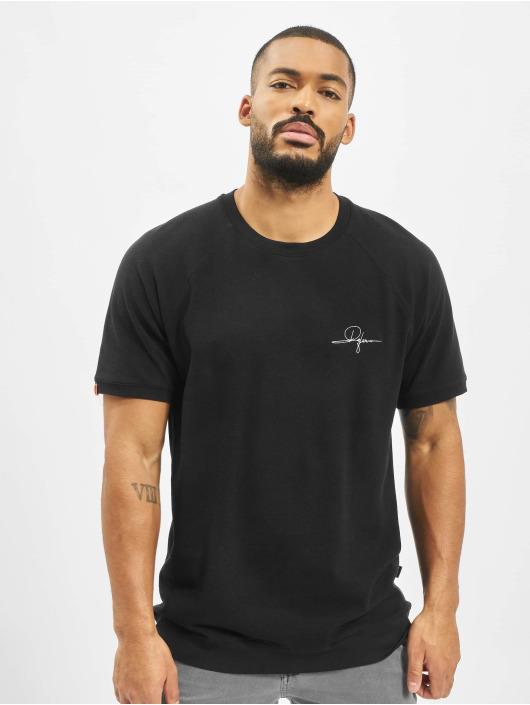 De Ferro T-shirt T Deferro nero