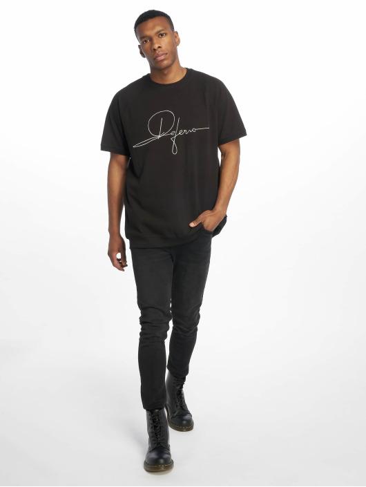 De Ferro T-shirt Signature Big T nero