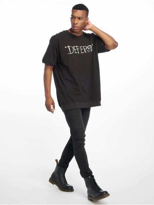 De Ferro T-Shirt Exclamation T Money noir