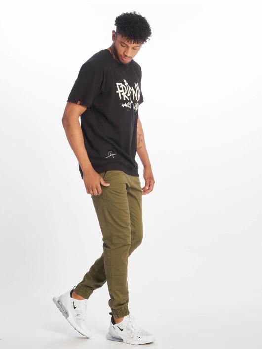 De Ferro T-Shirt No Money T noir
