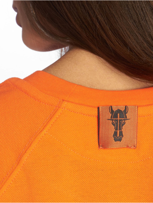 De Ferro T-Shirt T Wanted orange