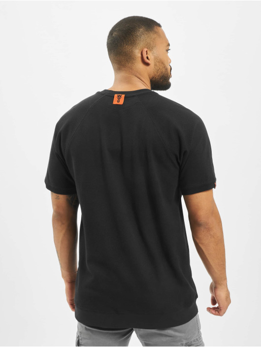 De Ferro T-Shirt T Deferro schwarz