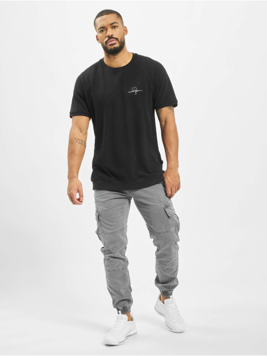 De Ferro T-Shirt T Deferro schwarz