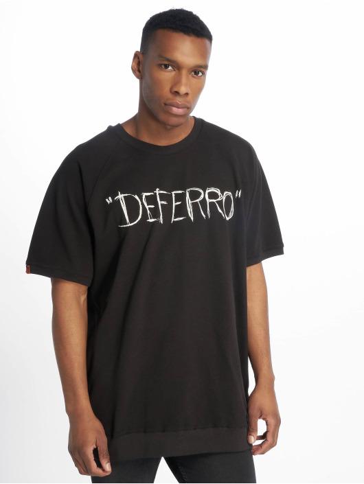 De Ferro T-Shirt Exclamation T Money schwarz