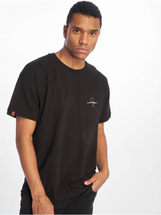 De Ferro T-Shirt Signature schwarz