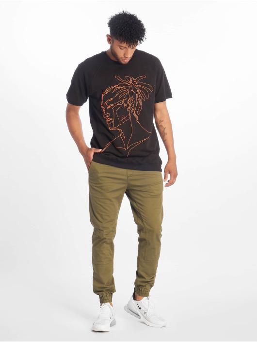 De Ferro T-shirt T Dread svart