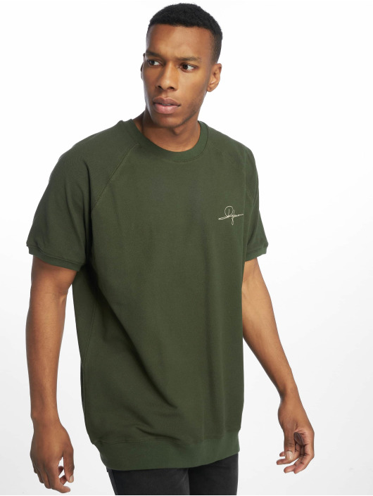 De Ferro T-shirt Signature Small T verde