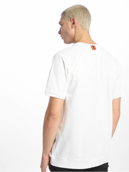 De Ferro T-shirt Exclamation White vit