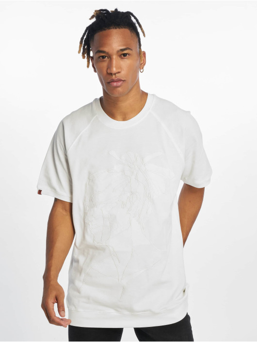 De Ferro T-Shirt T Dread white