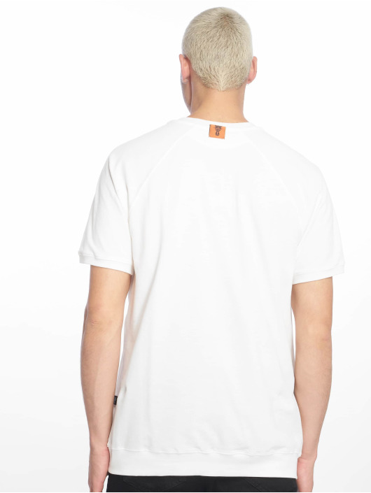 De Ferro t-shirt Deferro Piece wit