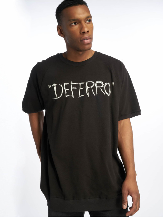 De Ferro t-shirt Exclamation T Money zwart