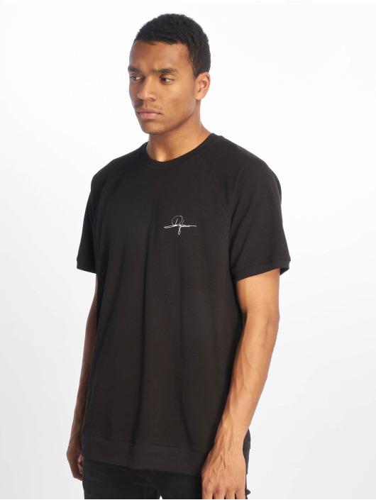 De Ferro T-Shirty Signature czarny