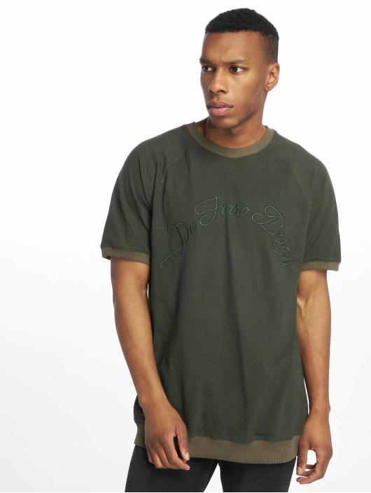De Ferro T-Shirty Rainbow Army T zielony