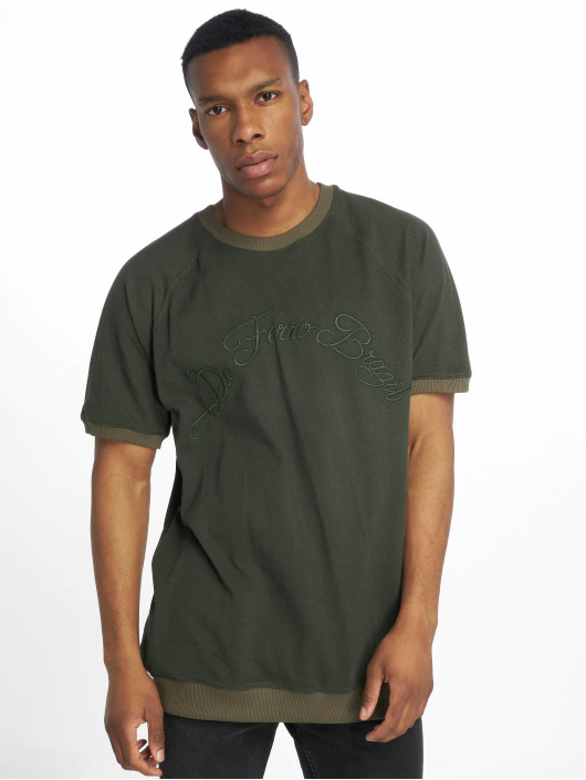 De Ferro T-Shirty Rainbow Army T zielony