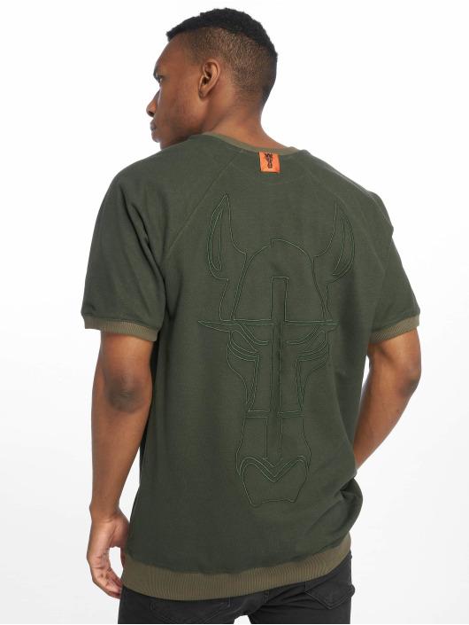 De Ferro T-skjorter Rainbow Army T grøn