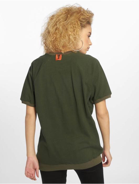 De Ferro T-skjorter T Wanted grøn