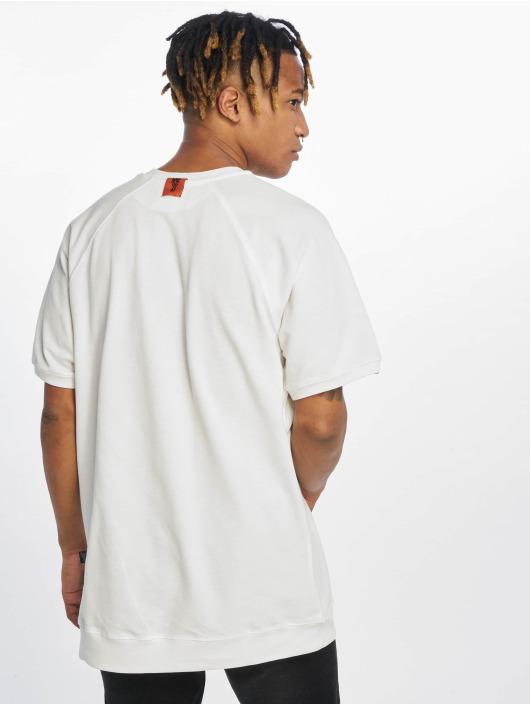De Ferro T-skjorter T Dread hvit