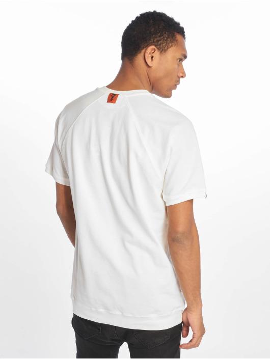 De Ferro T-skjorter No Money hvit