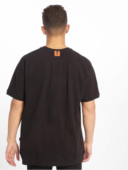 De Ferro T-skjorter Power T svart